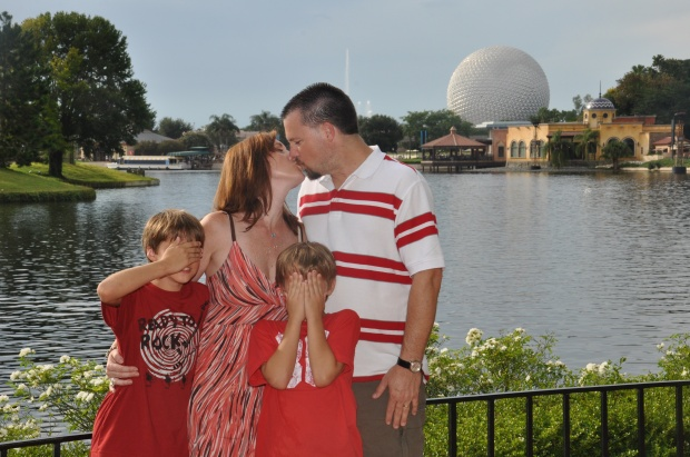 Romance at Walt Disney World